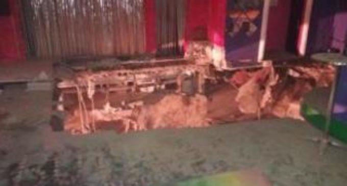 Derrumbe en discoteca deja 22 heridos en Tenerife