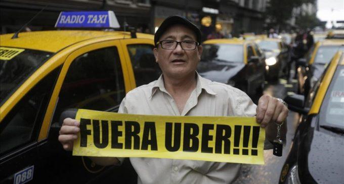 """Uber en Paraguay: """"es una situación de vida o muerte"""""""