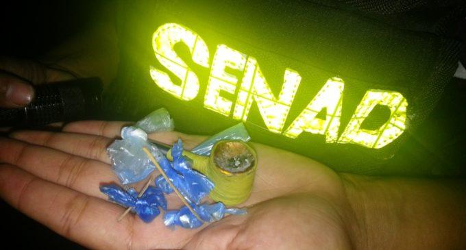 Incautan drogas que serían comercializadas en discotecas de Asunción