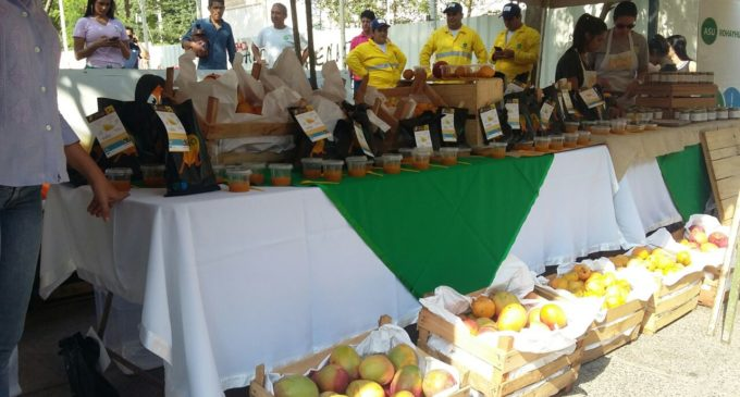 """Día M"", feria de mangos, mermeladas y chutney en Calle Palma"