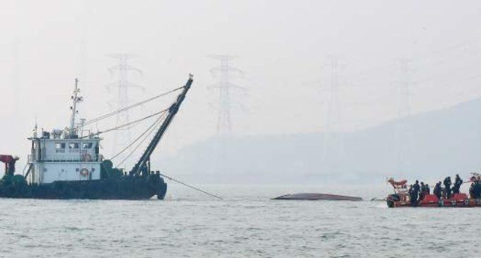 Corea del Sur: Choque y hundimiento de barco deja 13 muertos y 2 desaparecidos