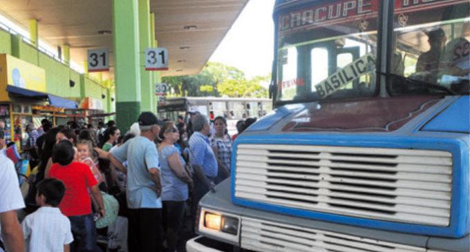 Más de 150.000 personas esperan que pasen por la Terminal en víspera del 8 de diciembre