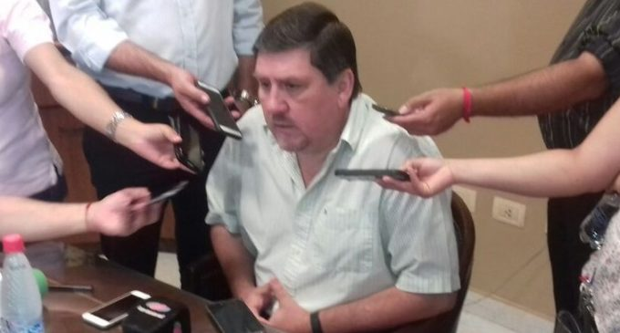 """Llano dice que llamó a Cartes en la noche del #31M porque """"el Congreso se incendiaba y los bomberos no llegaban"""""""