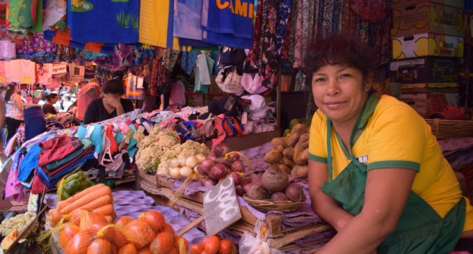 El Mercado 4 se prepara para fin de año