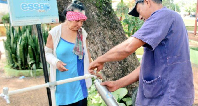 CAACUPÉ: Essap proveerá agua potable a los peregrinos en puntos principales