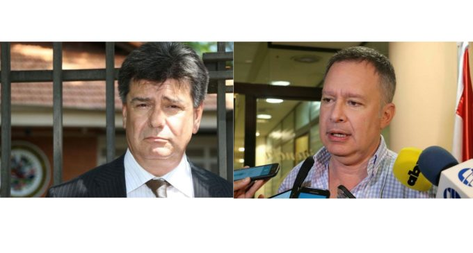 Presentaron denuncia por lesión de confianza contra Efraín Alegre