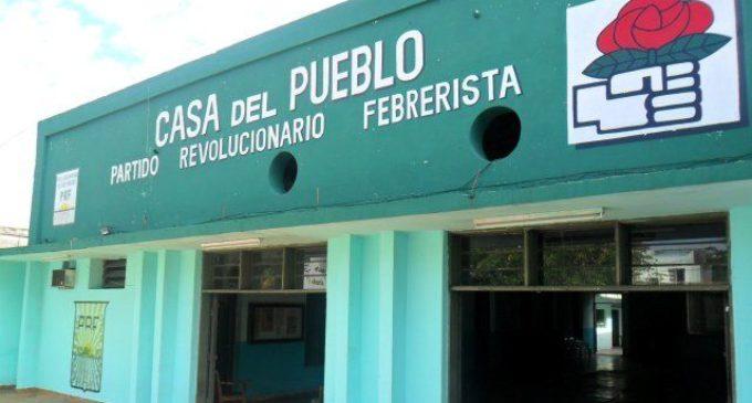 El Partido Revolucionario Febrerista cumple hoy 66 años de vida fundacional