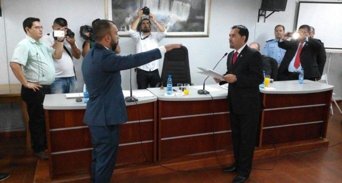 Asumió nuevo gobernador en Alto Paraná