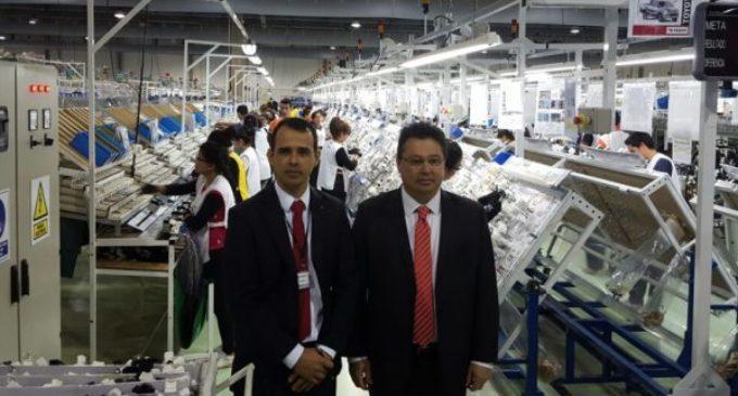 """Resaltan que Paraguay se esté convirtiendo en """"la fábrica de la región"""""""