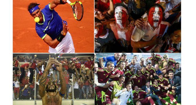 Estas son las hazañas que marcaron al deporte en 2017