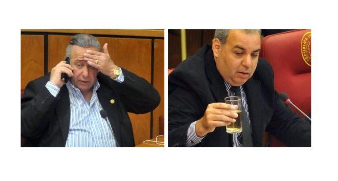 Audios filtrados: Ministerio Público ahora apunta a cuentas bancarias de exsenadores