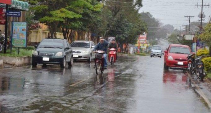Anuncian lloviznas para gran parte del país