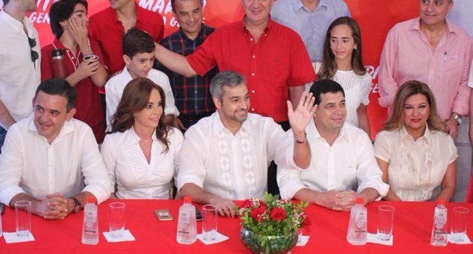 """Mario Abdo asegura que, de ganar, no negociará """"con la impunidad"""""""
