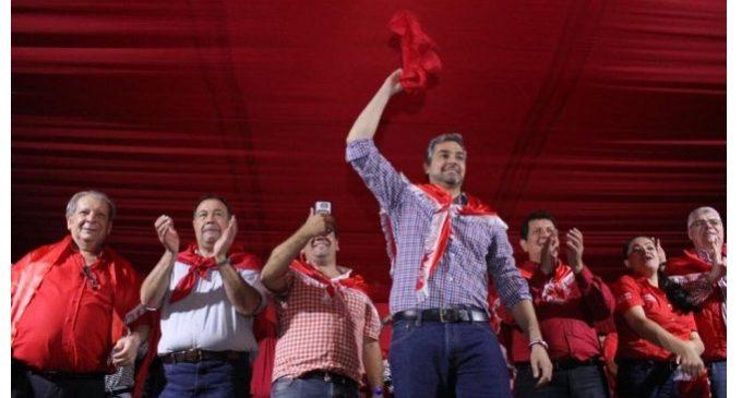 El 15 de enero la ANR proclamará a Mario Abdo Benítez como candidato presidencial