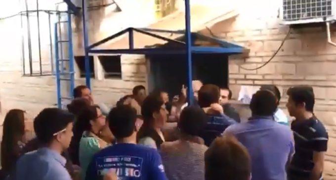Incidentes durante verificación de actas obligaron a suspender conteo de votos en el PLRA