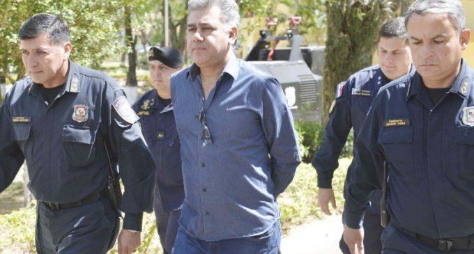 Suspenden extradición de Pavão