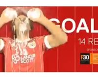 Bristol City, el club inglés que revoluciona las redes sociales con creativos GIFs de sus goles