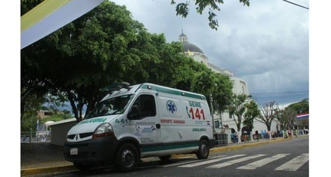 SEME prepara ocho ambulancias para Operativo Caacupé