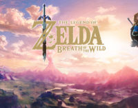 "El juego del año: ""The Legend of Zelda: Breath of the Wild"""
