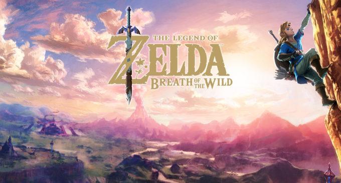 """El juego del año: """"The Legend of Zelda: Breath of the Wild"""""""