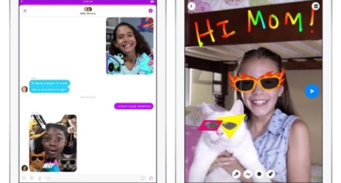 "Facebook lanzó ""Messenger Kids"""