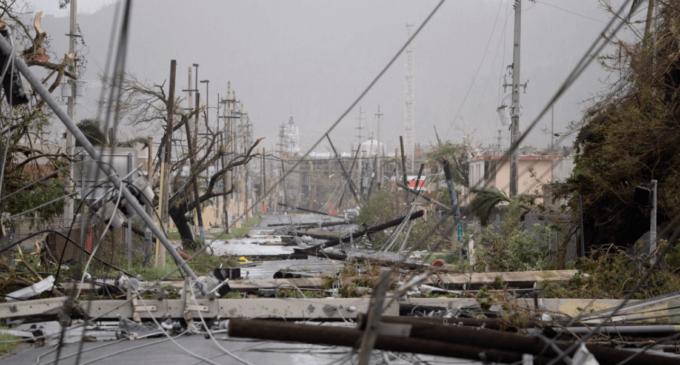 2017, uno de los peores años de huracanes y tormentas