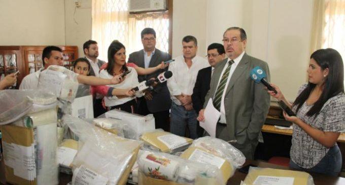 Hoy comienza el juzgamiento de actas y conteo oficial de votos de internas de la ANR