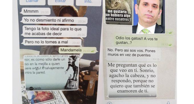 """""""Mandamena una foto mas sexi"""": Alumna de la UCA denuncia acoso sexual por parte de su profesor"""