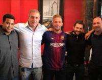 Gremio anuncia demanda contra el Barcelona