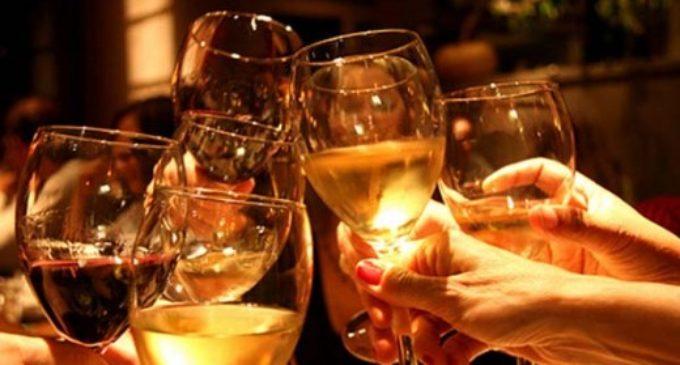Beber responsablemente en estas fiestas, para evitar intoxicación por alcohol