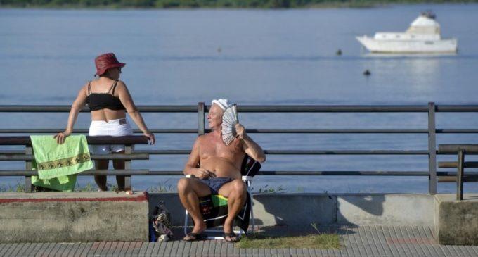 Anuncian sábado extremadamente caluroso