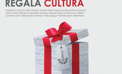 """""""Regalá más cultura"""""""