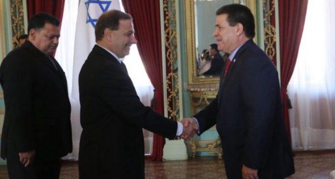 Paraguay consideraría a Jerusalén como capital de Israel, sostienen