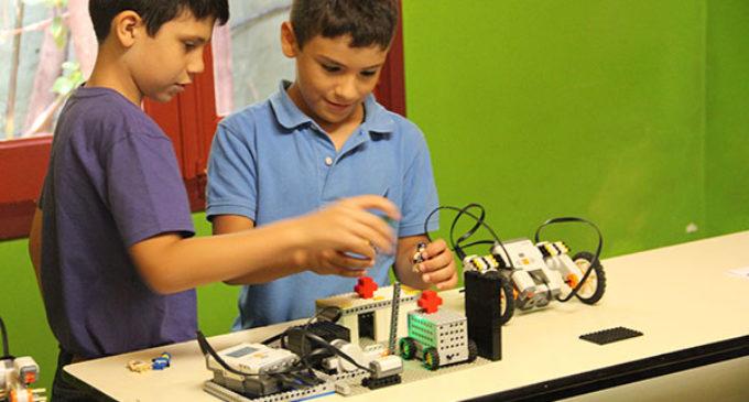 La robótica nacional sigue creciendo y organiza la quinta competencia