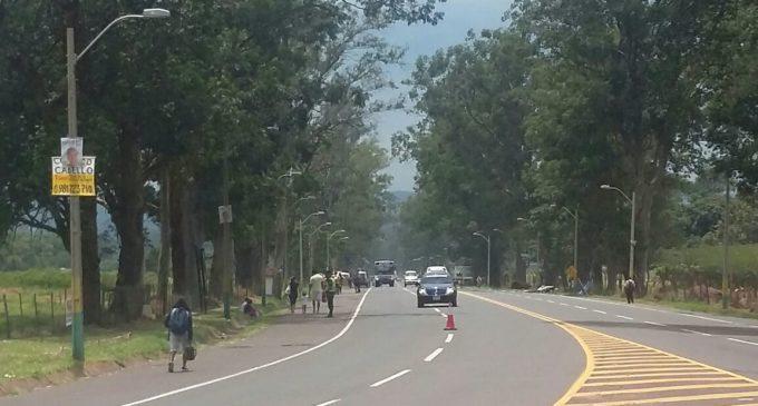 Menos gente llegó a Caacupé desde la Terminal de Asunción