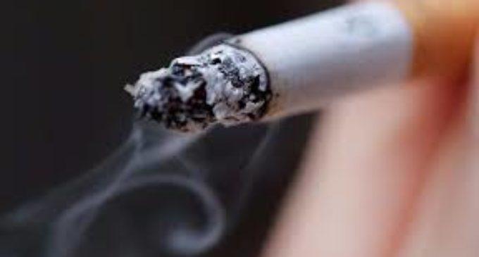 """""""El cigarrillo mata"""""""