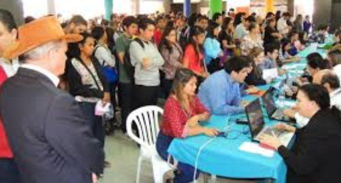 Dirección de Empleos quiere llegar a 8.000 beneficiados