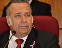 Senadores suspenden a González Daher y buscan sacarlo de su investidura