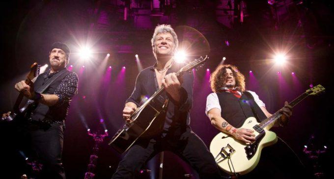 Bon Jovi y los Dire Straits se suman al Salón de la Fama