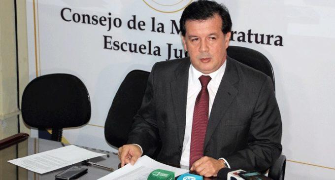Presidente del Consejo de la Magistratura sostiene que trabajan acorde a la expectativa de la ciudadanía
