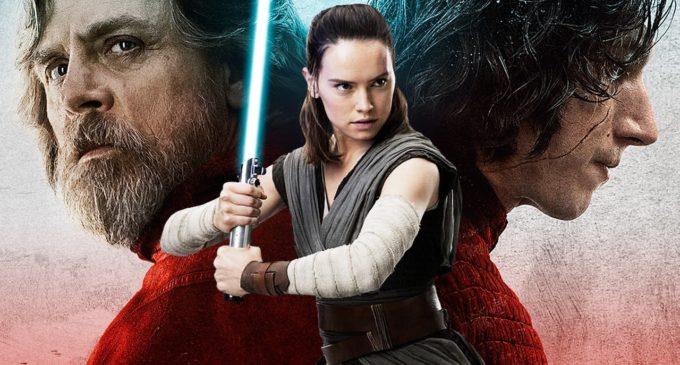 Hoy se estrena Star Wars: The Last Jedi, en Paraguay