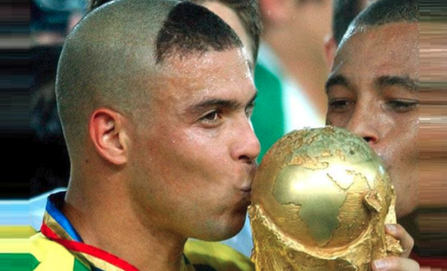 Ronaldo revela el origen de su peinado