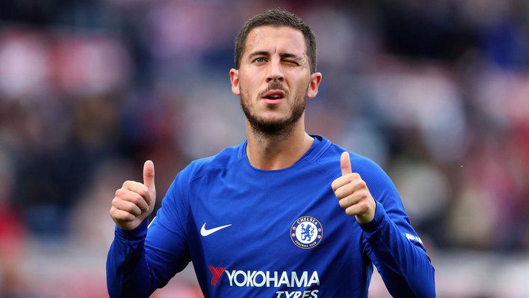 Hazard se niega a renovar con el Chelsea y apuntan al Real Madrid