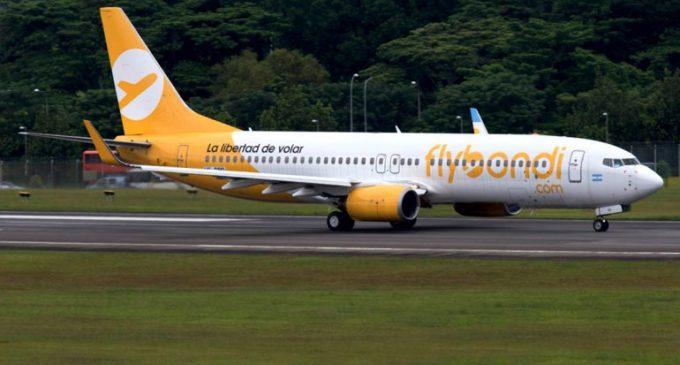Flybondi: los vuelos de bajo costo quieren conquistar Argentina