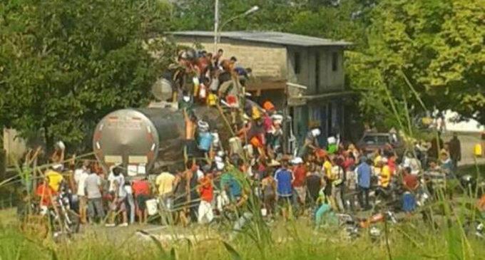 Venezuela: Cuatro personas mueren en manifestaciones por la escasez de comida