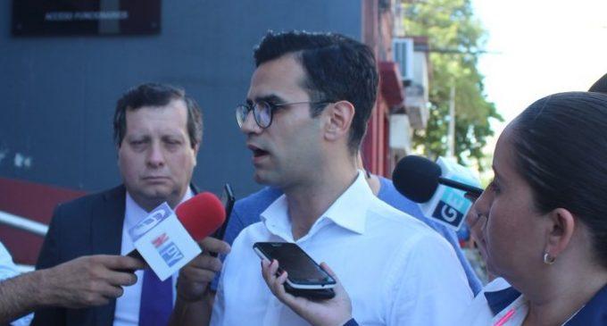 Concejal asunceno se presenta a declarar tras denuncia contra Díaz Verón y José Ortiz