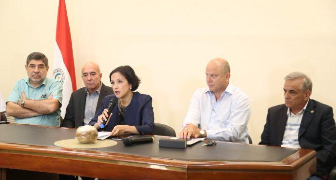 Hacienda y sector empresarial concretan acuerdo sobre IRP