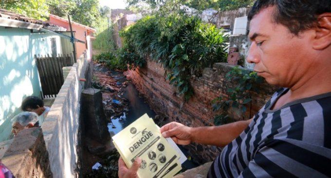 Depende de la ciudadanía minimizar los brotes de dengue, afirman