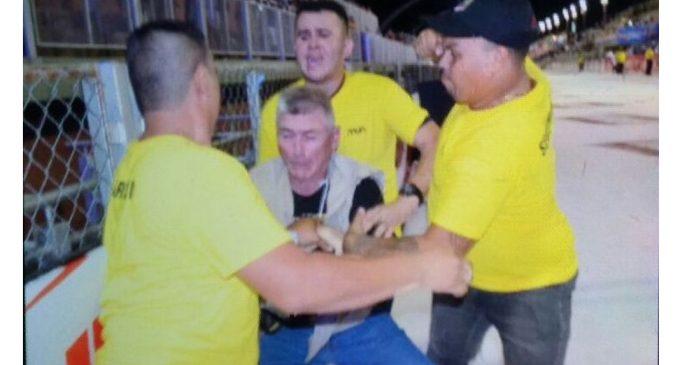 Tras agresión a periodista, comisión de Carnaval de Encarnación cambiaría sistema de seguridad