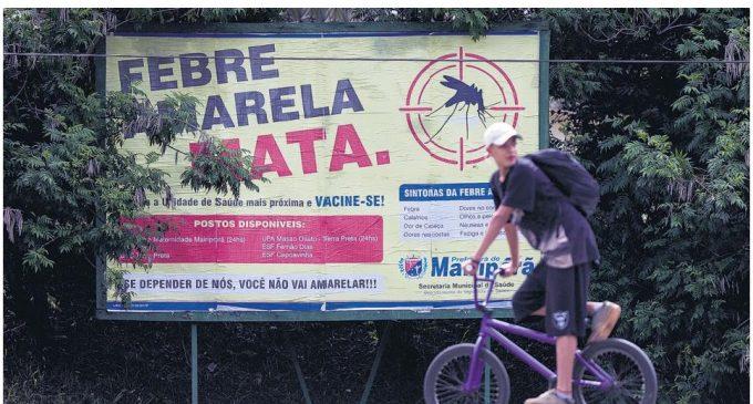 Exigen vacunarse contra la fiebre amarilla a turistas paraguayos que van a regiones costeras de Brasil
